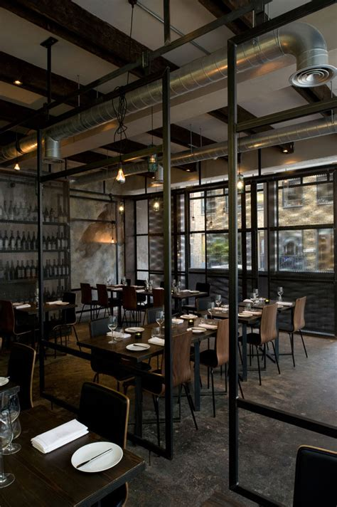 london modern restaurant furniture dabbous restaurant by brinkworth 187 retail design