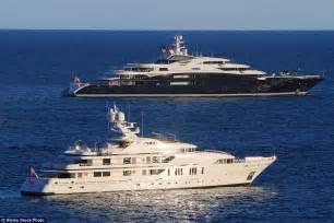 Al Said Yacht Interior Dilbar Superyacht Delivered To Alisher Usmanov Daily