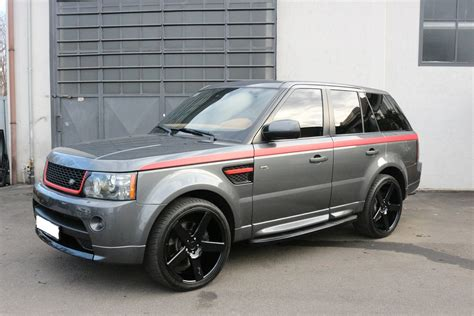 range rover sport tuning range rover supercharged