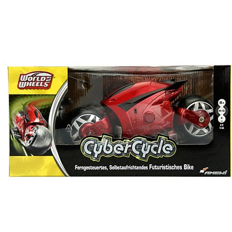 Rc Motorrad Cyber Cycle by Amewi Rc Motorrad Rot Cyber Cycle Red Amewi Mytoys