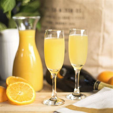 the best mimosa recipe dishmaps