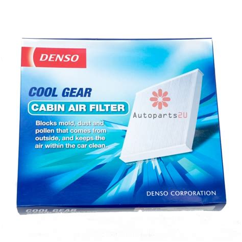 Filter Udara Denso Untuk Yaris Vios denso cabin air filter cool gear for toyota camry corolla landcruiser x lexus avanza