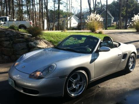 free car manuals to download 1997 porsche boxster auto manual purchase used 1997 porsche boxster 5 speed manual silver exterior black interior in seabrook