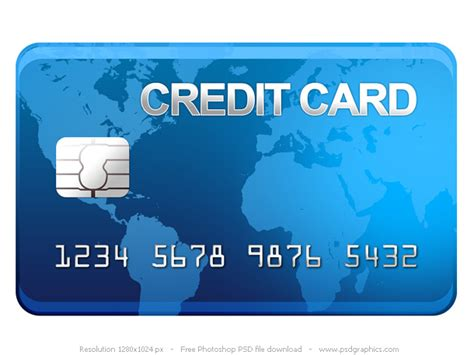 %name store credit cards for bad credit   PSD credit card icon   PSDGraphics