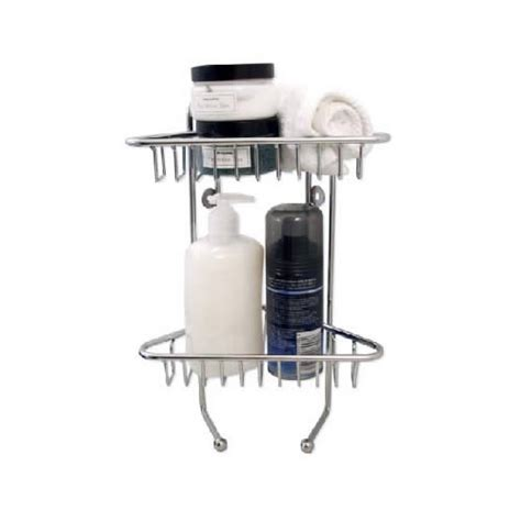 Wall Mounted Shower Caddy by Buy 2 Tier Corner Shower Caddy Bathroom Accessories