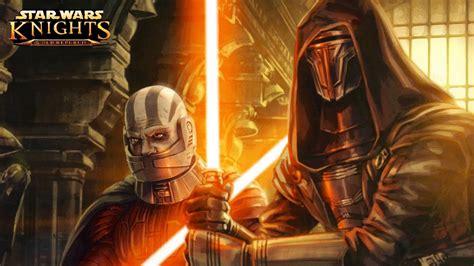 wars knights of the republic receiving fan remake