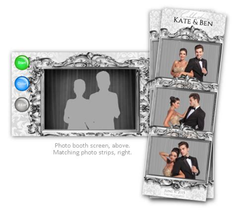 photo booth screen layout see our work forever captured photo booth rentals