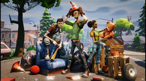 fortnite disc borderlands dev is publishing epic s fortnite on disc in