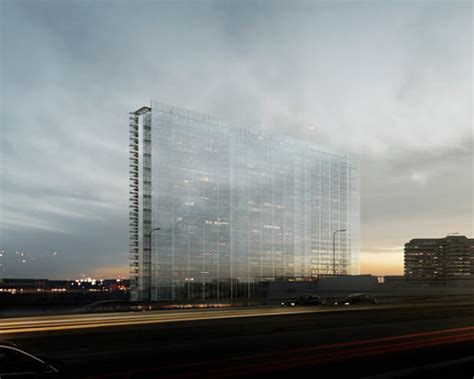 Designboom Jean Nouvel | construction to start at european patent office by jean nouvel