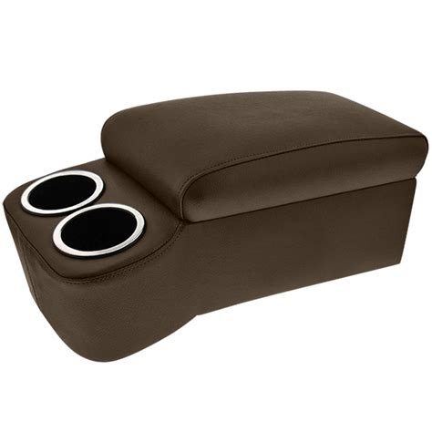 narrow bench seat brown narrow bench seat cruiser console cupholdersplus com