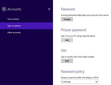 windows 8 reset password microsoft how to change microsoft account password in windows 8 1 and 8