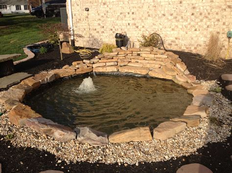 how to build a small pond in your backyard 10 most common diy pond building mistakes baltimore