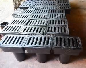Fly Grating Grill Deck Drain Tutup Saluran 1 deck drain cast iron supplier infiniferro