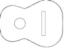 guitar templates for cakes image result for acoustic guitar cake template food