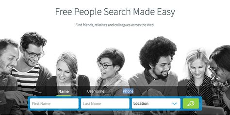 Peekyou Email Search 100 Alternative Search Engines You Should Hongkiat