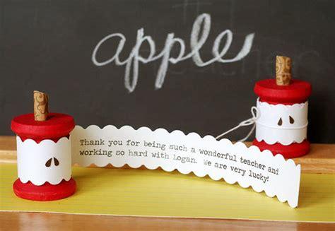 crafts for teachers gift thank your teachers 25 gift ideas