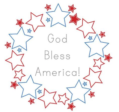 christian coloring pages for fourth of july god bless america printable 4th of july bible printables