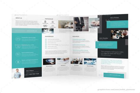 science brochure template 11 science brochure templates free design exles