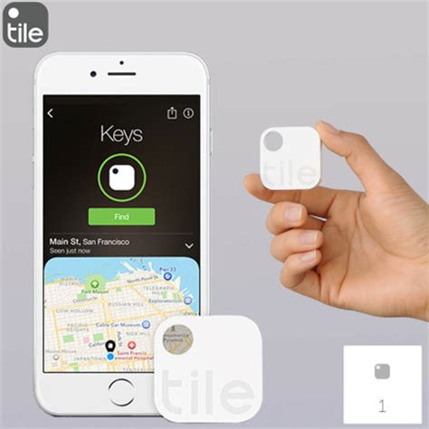 Tile Bluetooth Tile Bluetooth Tracker Device Single Pack Reviews