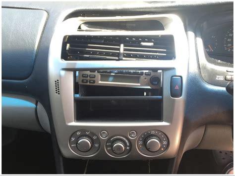 remove climate control s from a 2003 kia rio how to remove original car cd player from mitsubishi magna es tl 2004