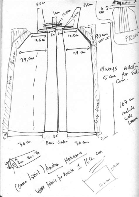 pattern parts net review hakama pattern part 2 by seawaterwitch on deviantart