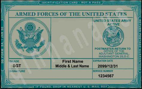 us army id card template id cards for veterans pictures to pin on