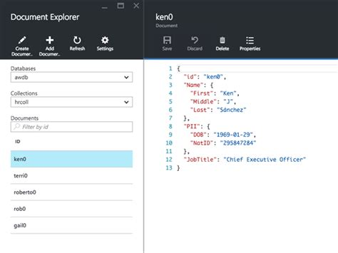 azure documentdb server side scripting simple talk