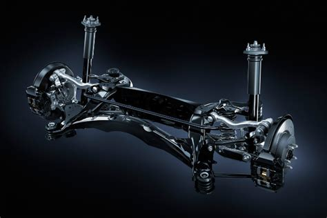 Simple Rear Car Suspension An Easy Guide To Types Of Suspension Car Keys