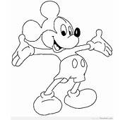 86  Mickey Mouse Coloring Pages