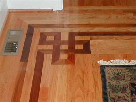 Hardwood Floor Border Design Ideas   Hardwood Floor Design