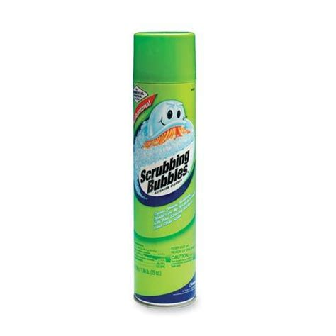 scrubbing bubbles bathtub cleaner american paper twine co scrubbing bubbles bathroom cleaner aerosol