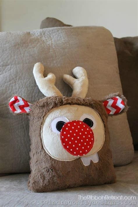 cute  easy christmas sewing projects