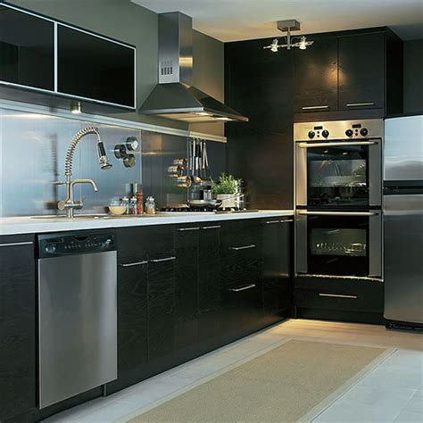 ikea kitchen decorating ideas black ikea kitchen backsplashes inspiring ikea kitchen