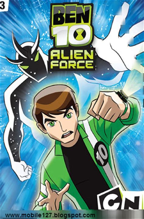 java ben 10 themes download ben 10 alien force mobile game free free mobile