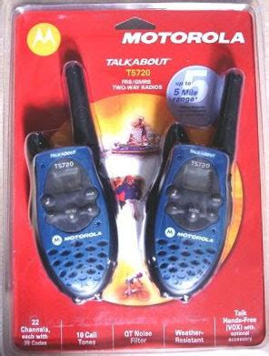 Walkie Talkie Wt Motorola T5720 motorola talkabout t5720 walkie talkie with 8 kilometers range indore discounts deals