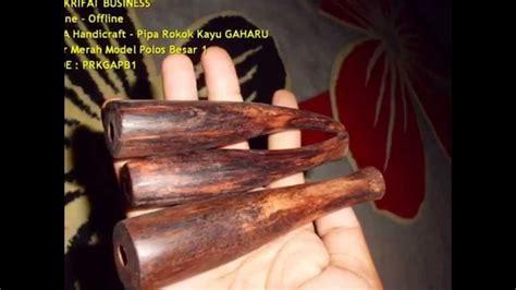 Pipa Rokok Ruyung Kawung Besar pipa rokok kayu gaharu akar merah model polos besar 1