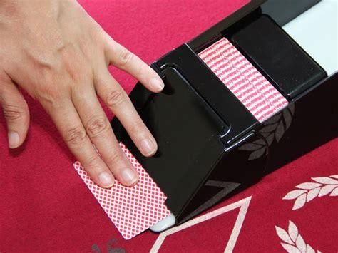 shoe casino cardshark a closer look at a casino grade