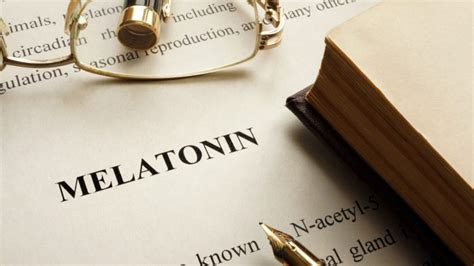 melatonin schlaf melatonin no longer just for sleep fertilitytips
