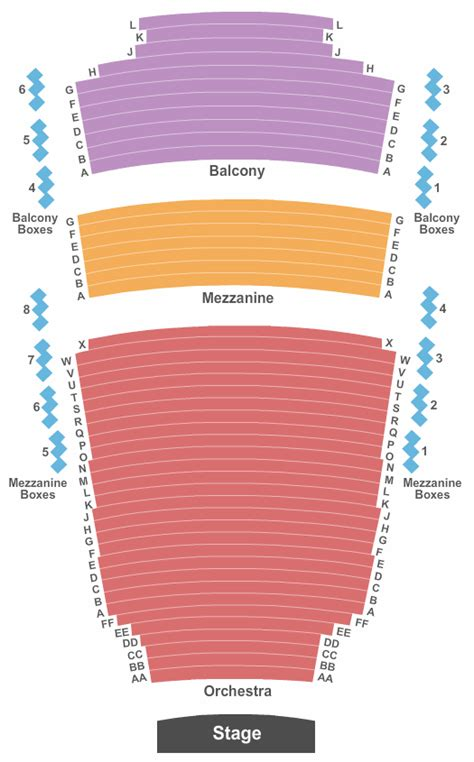 landmark theater syracuse seating chart concert venues in syracuse ny concertfix