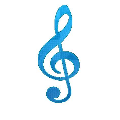 imagenes de notas musicales en colores mi mundo magico notas musicales png