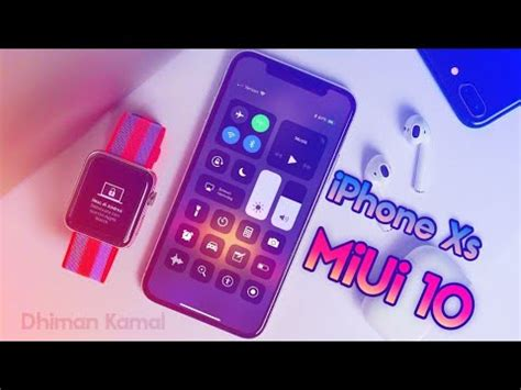 iphone xs xs max theme for miui 8 9 10 ios 12 theme for miui