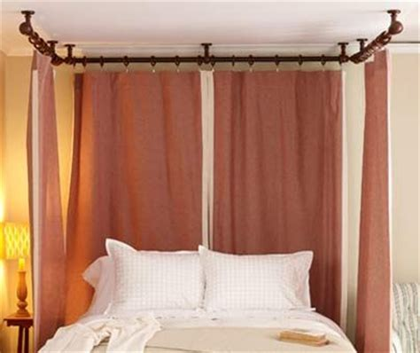 how to hang curtain rods from ceiling 36 best images about ideas for the house on