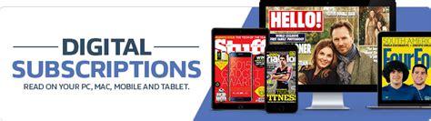 digital magazine digital magazine subscription offers subscriptions