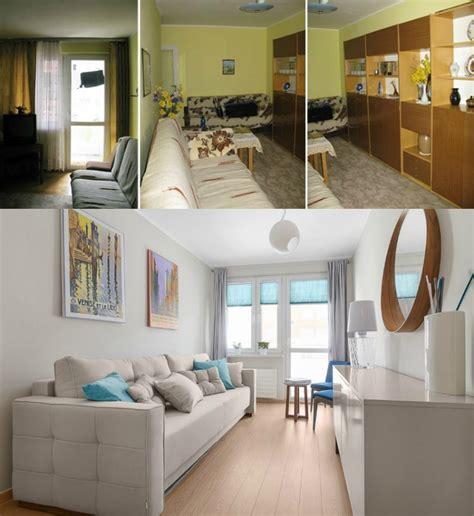 wohnzimmer vorher nachher wohnung renovieren 17 vorher nachher design projekte