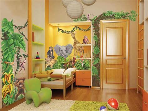 chambre enfant decoration d 233 coration chambre enfant sur les th 232 mes de safari et jungle