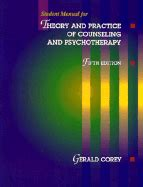student manual theory practice counseling psychotherapy best selling psychology psychotherapy books
