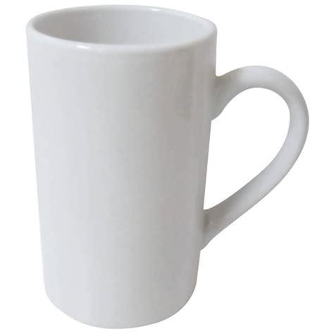 porcelain coffee mugs 354ml everyday ceramic mug brandability