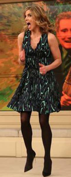 natalie morales hosiery celebrity legs and feet in tights natalie morales legs