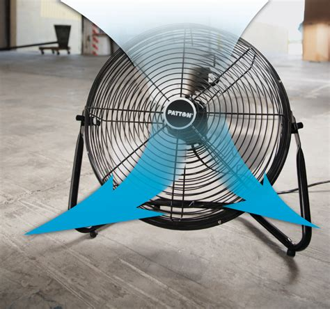 patton high velocity fan patton 20 inch high velocity fan puf2010b bm free