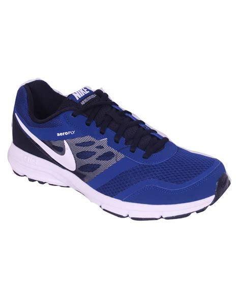 Nike Air Rellentless 4 Original Made In Indonesia buy nike air relentless 4 msl blue running shoes for